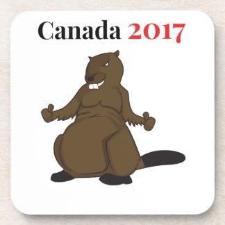Canada 150 in 2017 Beaver Coaster