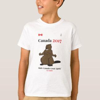 Canada 150 in 2017 Beaver Make Great T-Shirt
