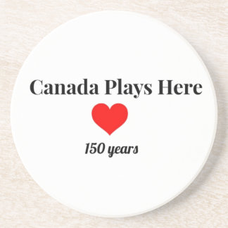 Canada 150 in 2017 Canada Plays Here Coaster
