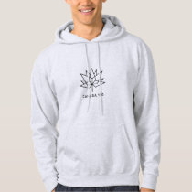Canada 150 Official Logo - Black Outline Hoodie