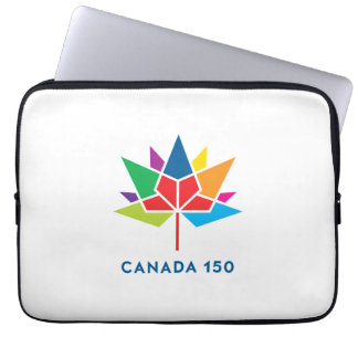 Canada 150 Official Logo - Multicolor Computer Sleeve