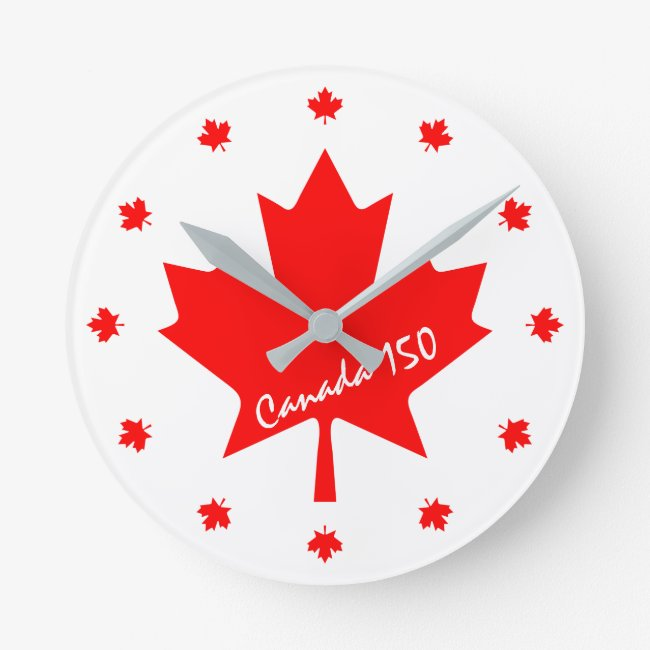 Canada 150 years anniversary one-of-a-kind