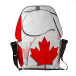 Canadá #1 bolsas de mensajería