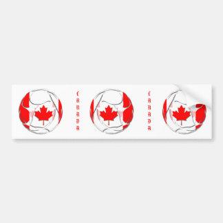 Canada #1 bumper sticker