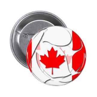 Canada #1 pins
