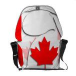 Canada #1 messenger bag