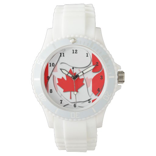 Canadá #1 reloj