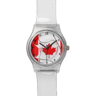 Canadá #1 relojes de pulsera