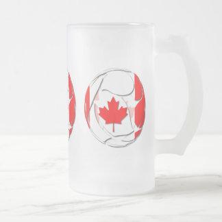 Canadá #1 taza de cristal