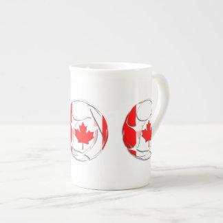 Canadá #1 tazas de porcelana