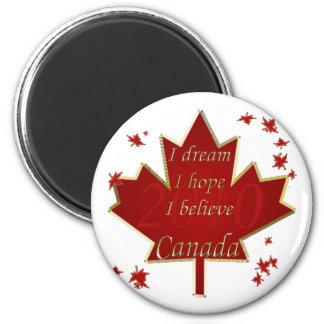 Canada 2010 magnet