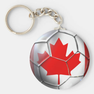 Canada 2014 Canadian Soccer The Canucks Keychain