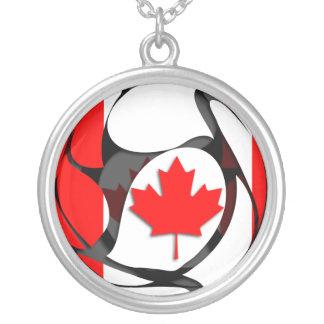 Canadá #2 colgante redondo