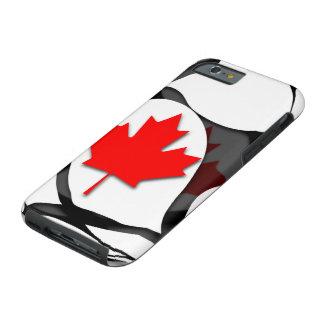 Canadá #2 funda de iPhone 6 tough