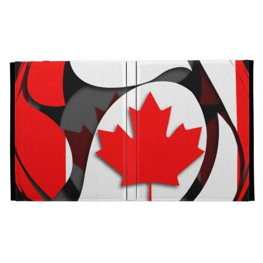 Canada #2 iPad case