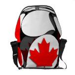 Canada #2 messenger bags