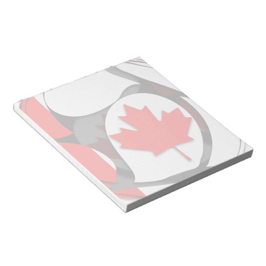Canada #2 notepad