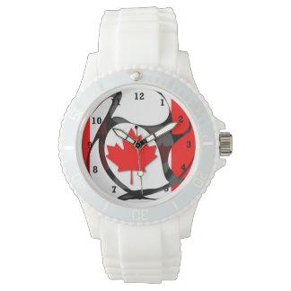 Canadá #2 relojes de pulsera