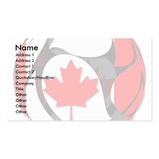 Canadá #2 tarjetas de visita