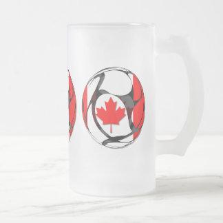 Canadá #2 taza de cristal