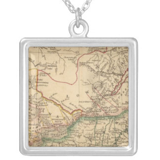 Canada 6 silver plated necklace