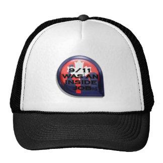 Canada 911 Truth Inside Job Trucker Hat