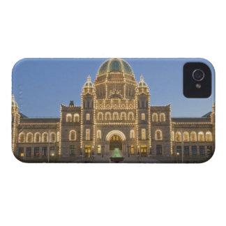 Canadá, A.C., Victoria, A.C. edificio de la Funda Para iPhone 4 De Case-Mate
