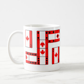 Canada Ace Cards and Domino's Coffee Mug