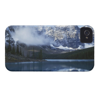 Canada, Alberta, Banff National Park, Lake iPhone 4 Cases