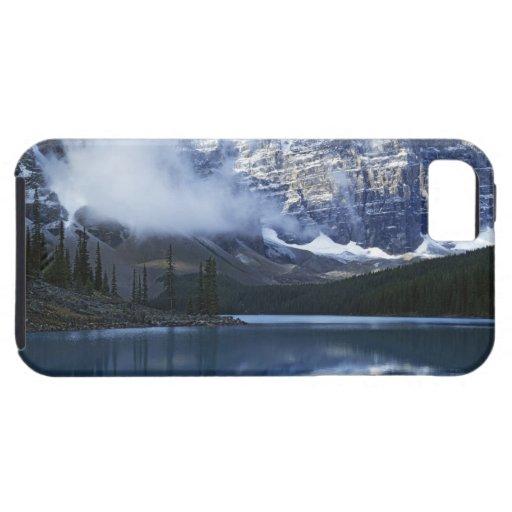 Canada, Alberta, Banff National Park, Lake iPhone 5 Cases