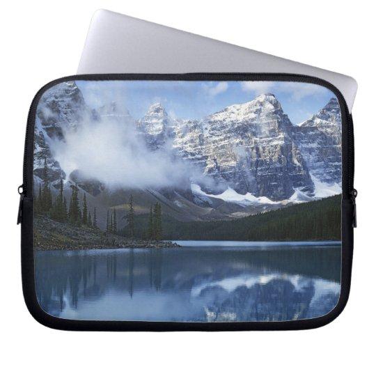 Canada, Alberta, Banff National Park, Lake Laptop Sleeve