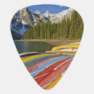Canada, Alberta, Banff National Park, Moraine Guitar Pick