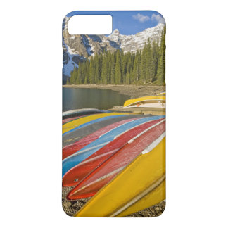 Canada, Alberta, Banff National Park, Moraine iPhone 8 Plus/7 Plus Case