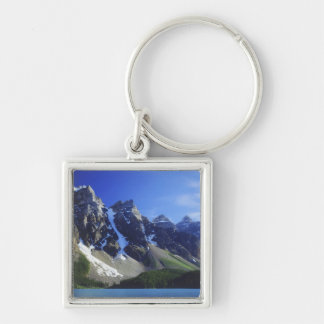 Canada, Alberta, Banff National Park, Moraine Keychain