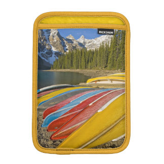 Canada, Alberta, Banff National Park, Moraine Sleeve For iPad Mini
