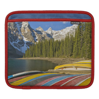 Canada, Alberta, Banff National Park, Moraine Sleeve For iPads