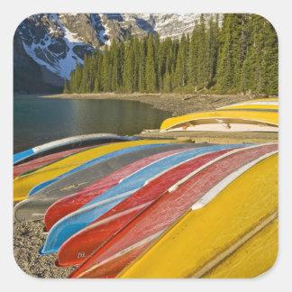 Canada, Alberta, Banff National Park, Moraine Square Sticker