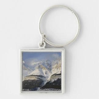 Canada, Alberta, Banff National Park. View of Keychain