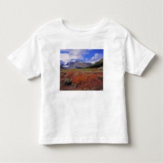 Canada, Alberta, Banff NP. Huckleberries bloom Toddler T-shirt