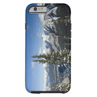 Canada, Alberta, Banff. Views of the Bow Valley Tough iPhone 6 Case