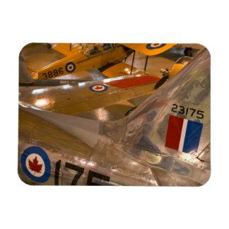 Canada, Alberta, Calgary: Aero Space Museum of Magnet