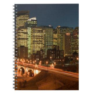 Canadá, Alberta, Calgary: Calgary céntrica, Libreta Espiral