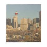 Canada, Alberta, Calgary: City Skyline from 2 Notepad