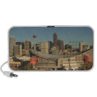 Canada, Alberta, Calgary: City Skyline from 3 Laptop Speaker