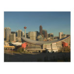 Canada, Alberta, Calgary: City Skyline from 3 Postcard