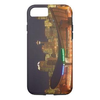 Canada, Alberta, Calgary: City Skyline from iPhone 8/7 Case