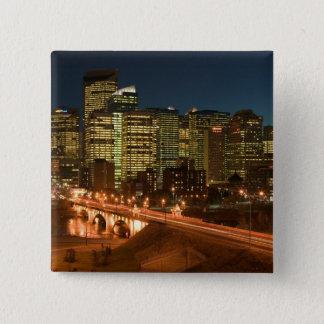 Canada, Alberta, Calgary: Downtown Calgary, Button