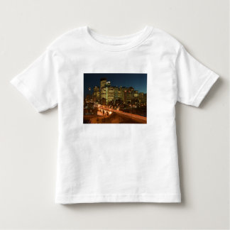 Canada, Alberta, Calgary: Downtown Calgary, Toddler T-shirt