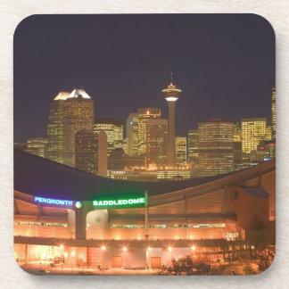 Canadá, Alberta, Calgary: Horizonte de la ciudad d Posavaso