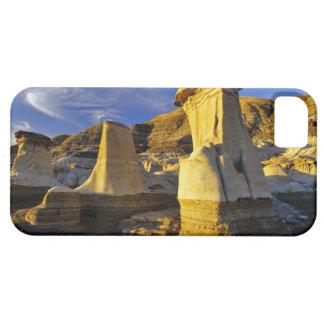 Canada Alberta Drumheller Hoodoos iPhone 5 Covers